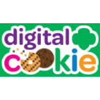 digital cookie sale logo